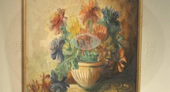 سحر الزهور بقصر ثقافة المنصورة