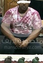 ضبط 3 قنابل يدوية تابعة للقوات المسلحة بحوزة عامل بالمنصورة