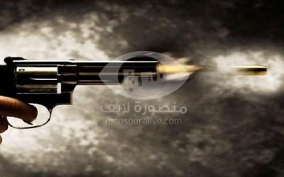 إصابة أمين شرطة ببنى عبيد بالرصاص فى تبادل لاطلاق النار