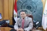 رئيس جامعة المنصورة يقوم بزيارة مفاجئة لمستشفى الطوارىء