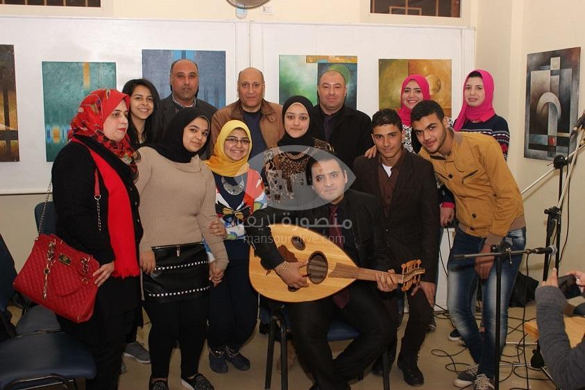 قصر ثقافة نعمان عاشور بميت غمر ينظم احتفالية بمناسبة عيد الدقهلية