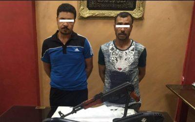 القبض على المتهمين بقتل مواطن بمنطقة البوتيكات بالمنصورة