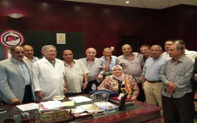 مؤسسة الكبد المصرى تنظم حفل افطار لنواب الدقهلية