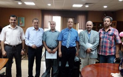جامعة المنصورة تتابع تنفيذ برنامج تعاون دولي في مجال هندسة السيارات