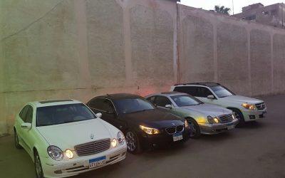 ضبط صاحب معرض سيارات واخر لترويجهما سيارات تحمل تراخيص مزورة بالمنصورة