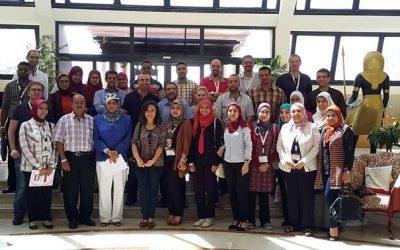 جامعة المنصورة تشارك في تنظيم المدرسة الصيفية لعلوم الأعصاب
