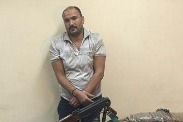 امن الدقهلية يلقى القبض على منصور الحفنى بعد تبادل لاطلاق النيران