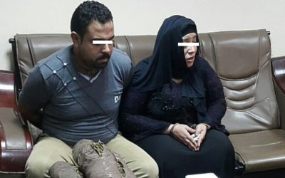 مخدرات الدقهلية تلقى القبض على تاجرة مخدرات وشقيقها بطلخا