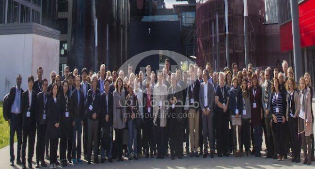 جامعة المنصورة عضوا في المجمع الدولى للدراسات الجينية للشلل الرعاش بلوكسمبورج