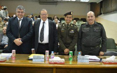تصنيع أول ترانزستور عضوى مرن بالتعاون بين الكلية الفنية العسكرية وجامعة المنصورة