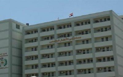 أمن مستشفى الأطفال بجامعة المنصورة يضبط شخص حاول سرقة متعلقات المرضى