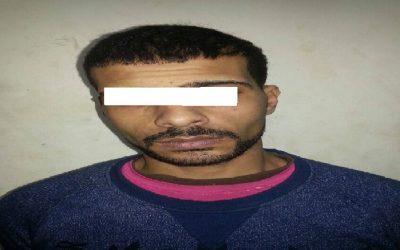 حبس تاجر مخدرات بمحلة الدمنة ضبط بحوزته 32 لفافة بانجو