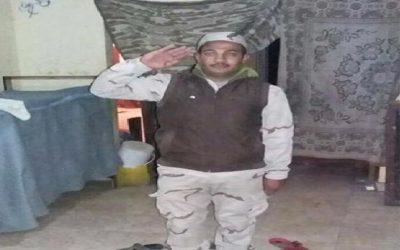 استشهاد مجند من الدقهلية فى حادث ارهابى بشمال سيناء