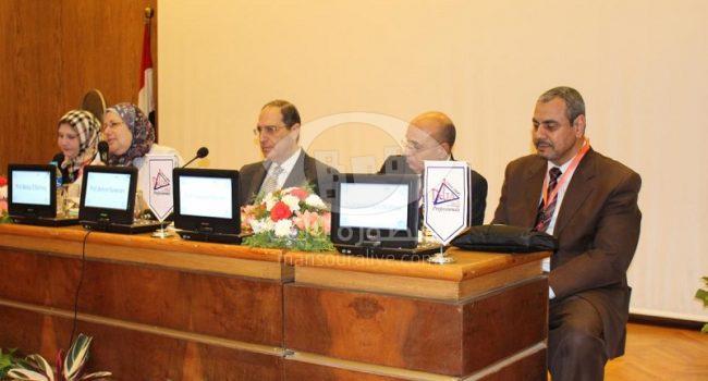 افتتاح المؤتمر الدولى الثانى عشر لقسم التخدير والعناية بطب المنصورة